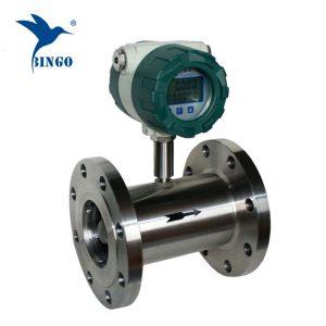 rvs gedeïoniseerde water turbine flowmeter sensor