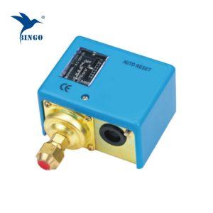 Instelbare drukschakelaar voor koelwateroliegas
