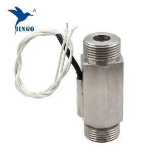 """G1 """"DN25 300V magnetische roestvrijstalen stromingsschakelaar voor waterverwarmer"""
