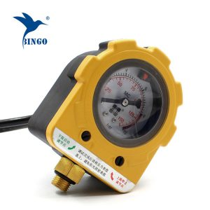 Digitale waterpomp drukregelaar Intelligent AAN UIT Schakelaar 220V