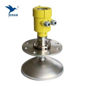 Hoogfrequente 4-20 mA Hart-output radar-niveaumelder voor sterk stof