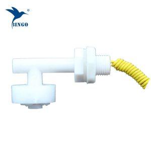 Horizontale mini L-vormige kunststof vlotterschakelaar voor watertank