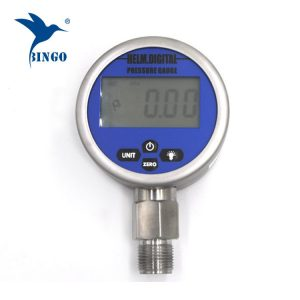 intelligente vacuüm digitale manometer, lcd, led display, 100mpa gauge