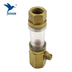 Man-vrouw watermeter flowsensor