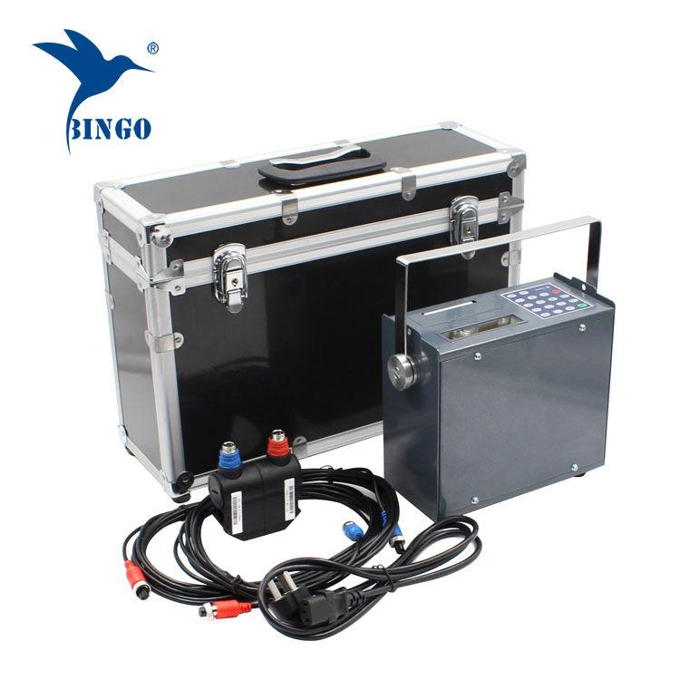 Draagbare ultrasone stroommeter