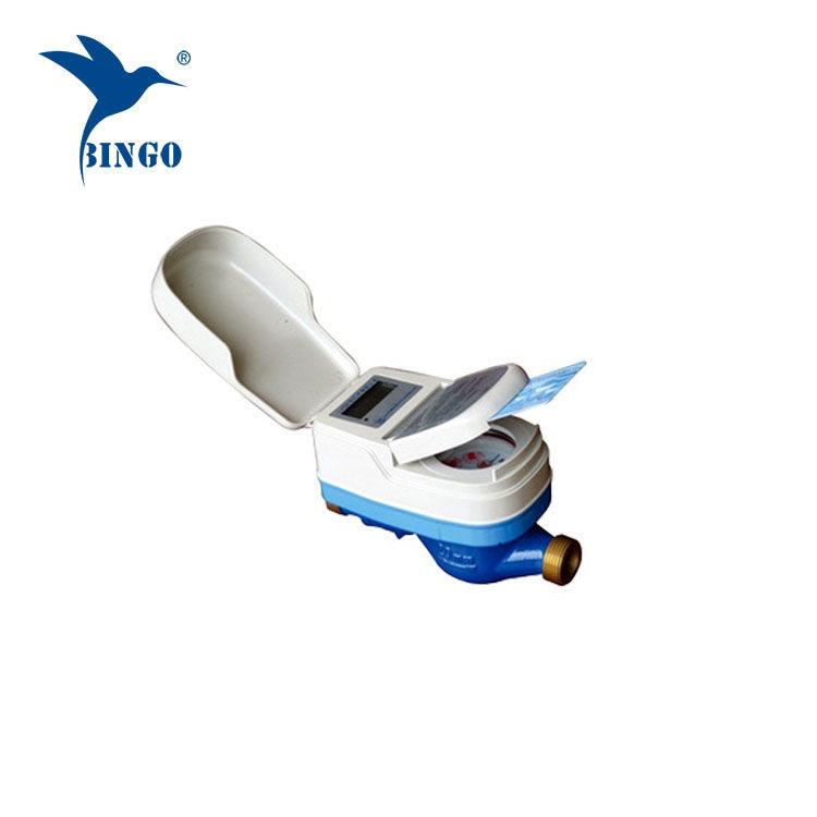 Prepaid watermeter