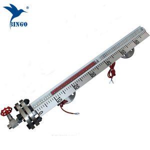 Aan de zijkant gemonteerde SUS304SUS316L magnetische niveaumeter