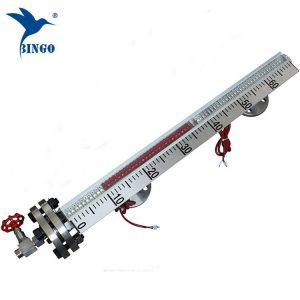 water-olie vloeistof tank niveau-indicator magnetisch glas vlotter niveau-indicator