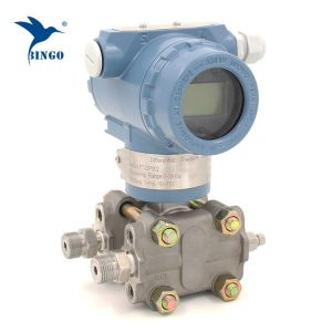 Slimme 4-20mA HART DP-zender