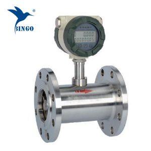 Turbine brandstofverbruik debietmeter Dieselstroommeter