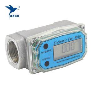 vloeibaar kristal debietmeter diesel turbine debietmeter