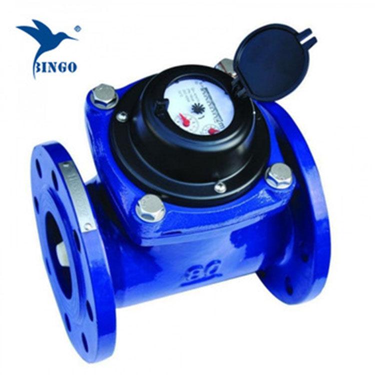 commerciële industriële ultrasone bulkmeter
