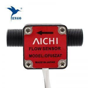 mini-flowmeter / sensor met dieselolie met pulser