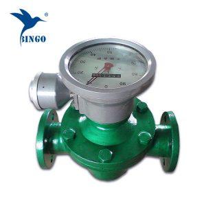ovale versnelling flowmeter diesel brandstof flowmeter